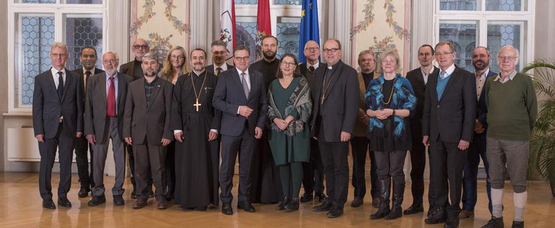 Land Tirol bekennt sich stark zu Multireligiosität