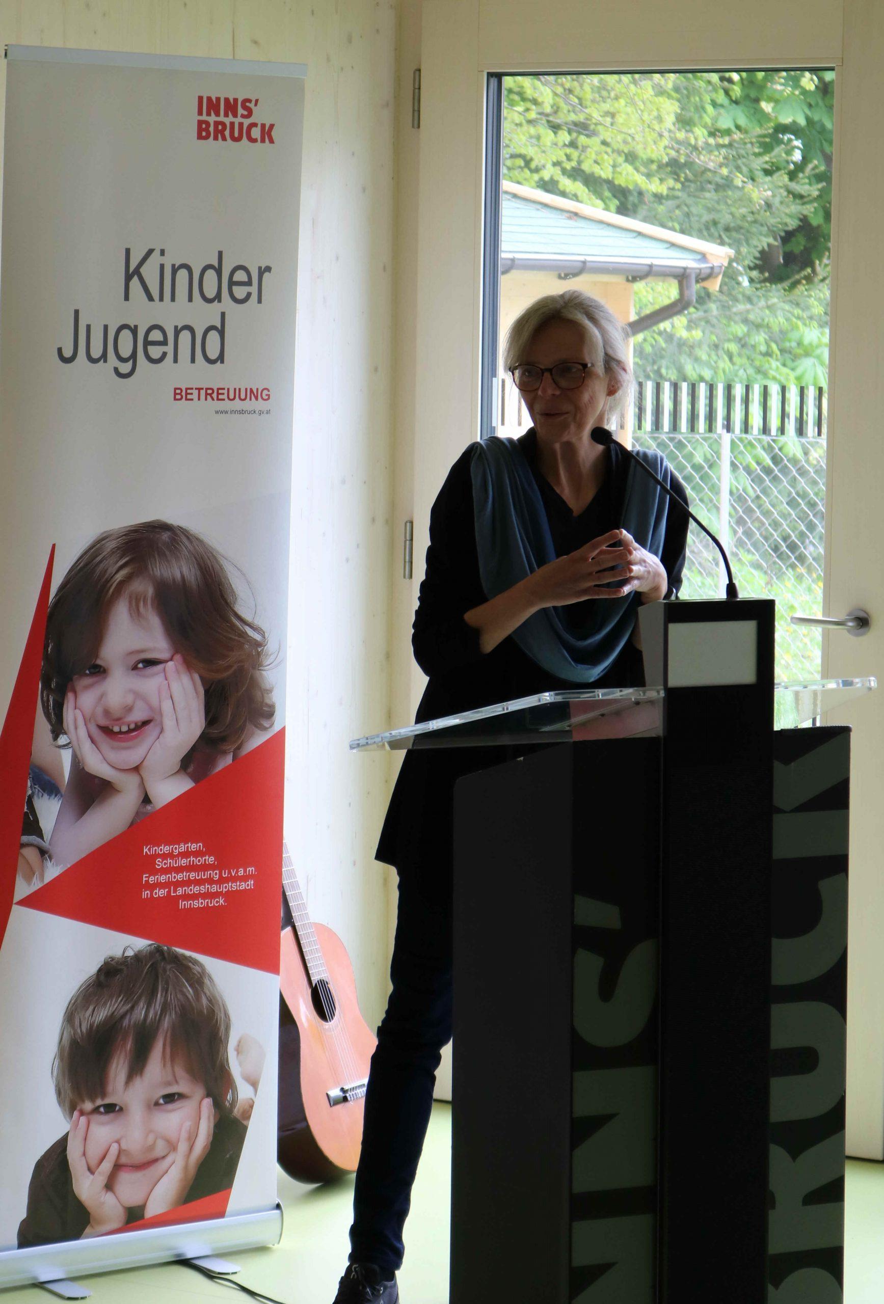 Einweihung Kindergarten O-Dorf